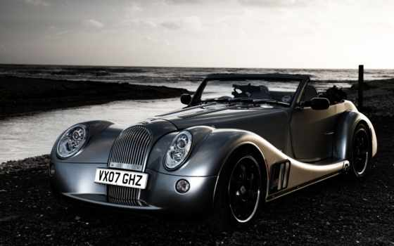 morgan, aero, coupe