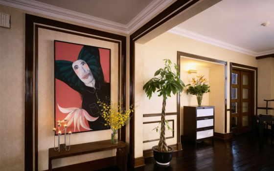 картины, интерьере, интерьера Фон № 103093 разрешение 3840x2880