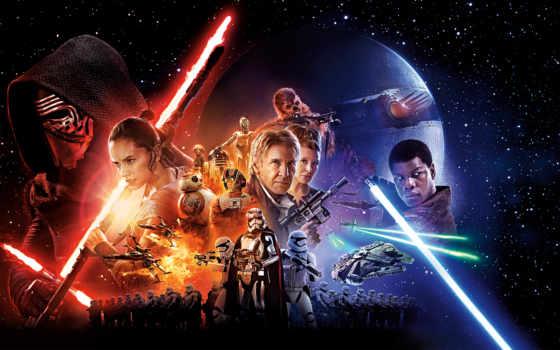 star, wars, сила
