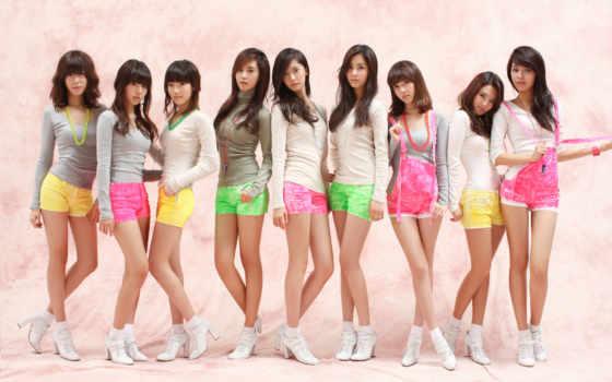 girls, поколение, snsd, юные, день, korean, музыка, хип, desktop,