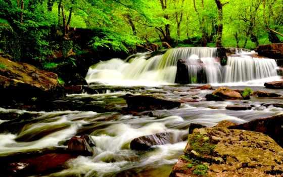 pantalla, paisajes, del, fondos, parque, naturaleza, gales, fondo, nacional, gratis,
