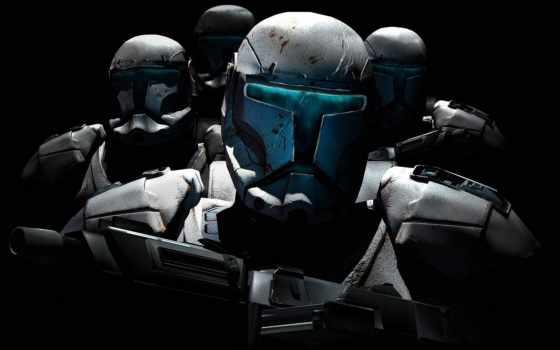 wars, star, clone, командос, республика, pinterest, battlefront, art, squad, войны, республики,