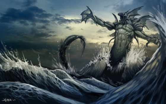 море, monster, гигант, monsters, bombsea, pinterest,