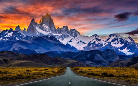fitz, patagonia, roy, chile, остров, фицрой, guide, америке, кб, южной, ольга,