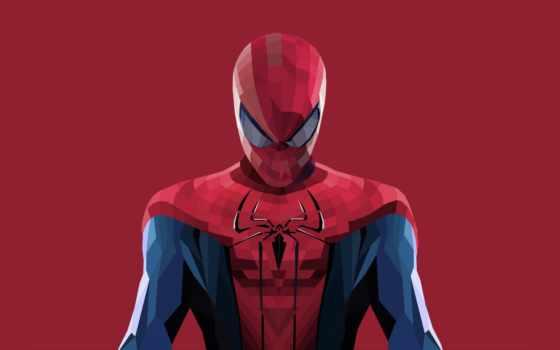 iphone, паук, spiderman, мужчина, коллекция, телефон