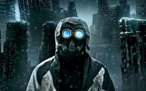 human, маска, капюшон, респиратор, map, лучи, yes