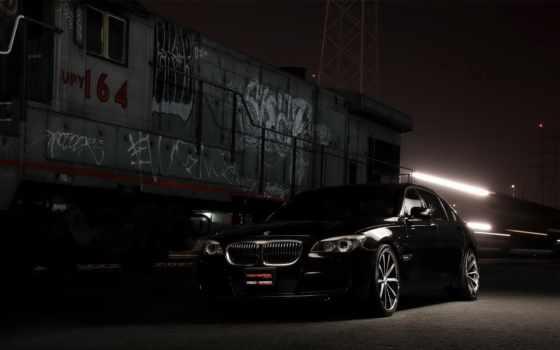 bmw, ночь, seven, локомотив, поезд, серия, только, full,