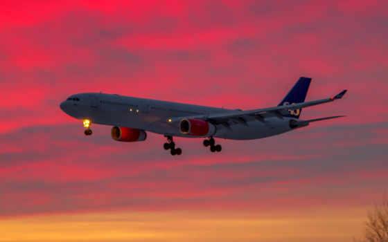 самолёт, desktop, полет, iphone, free,