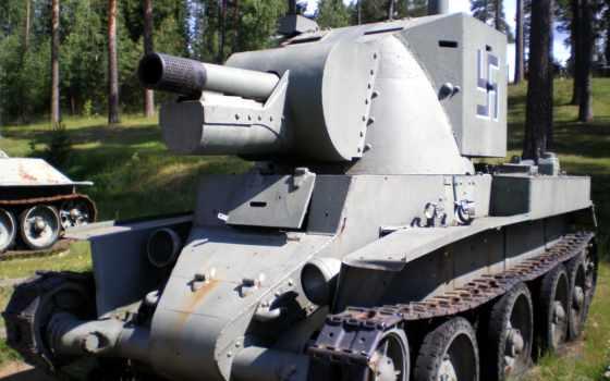 мощь, танки