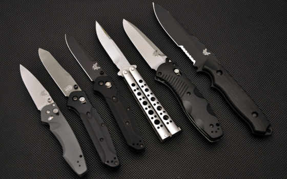 guns, knives, оружие