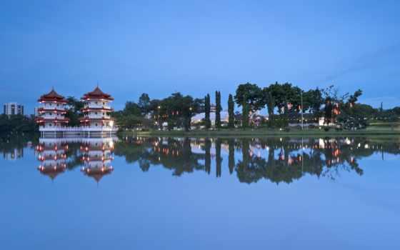 singapore, garden, uzakdoğu, китаянка, отражение, architecture, chanel, turları, город,