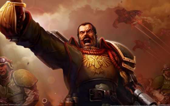 warhammer, imperial, рассвет, war, lord, гвардия, general, имперская,