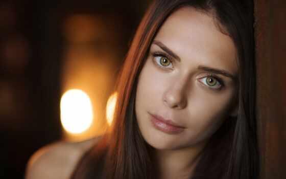 maxim, mulenkov, модель, анастасии, portrait, женщина, глаза, nastya, глаз, смотреть, brunette