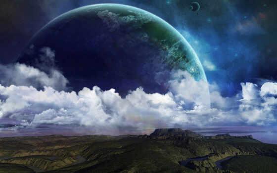 fantasy, planetas