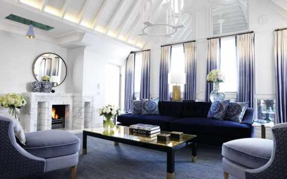шторы, кресла, design