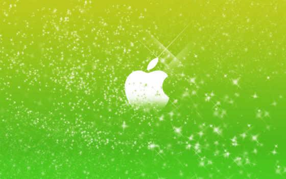 зеленые, мишура, зелёный