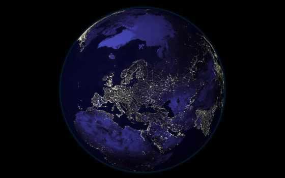 космоса, ночь, black, earth, стена, китайская, космос, великая, показать,