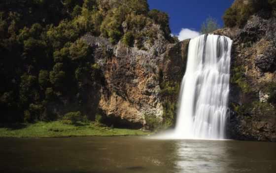 водопад, водопады, скалы Фон № 90316 разрешение 2560x1600