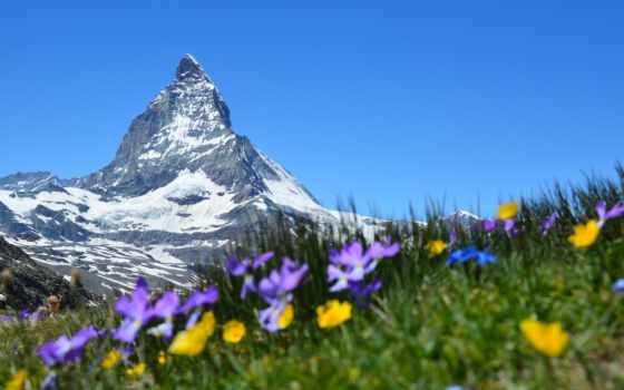 маттерхорн, free, desktop, swiss, zermatt, фото, mountains, pixel,