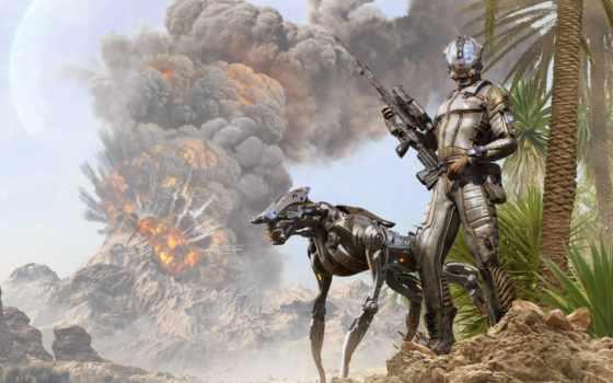 artwork, futuristic, sci, robots, weapons, об, pinterest, guns, будущее,