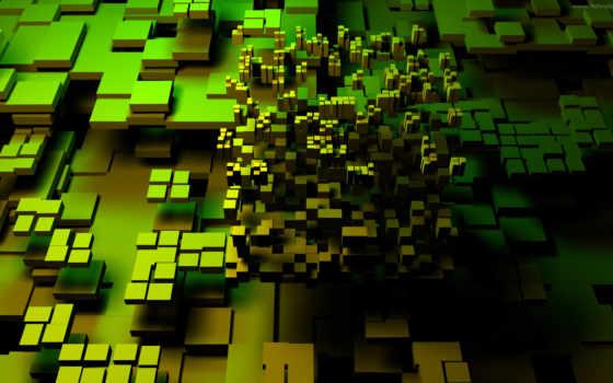 зелёный, samsung, квадраты, desktop, logo, branch,