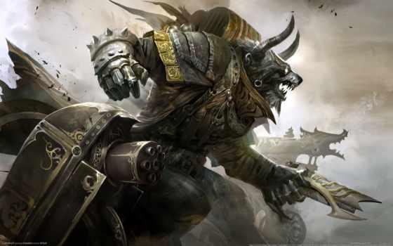 guild, wars, инженер