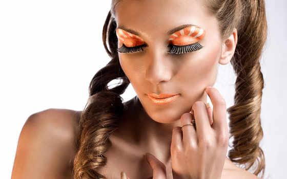 макияж, unusual, глаз