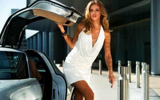 devushki, платье, фильмы, итон, банка, автомобилями, высоком, мерзость, белом,