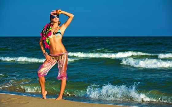 pulpit, пляж, tapety, девушка, plaża, issuu,