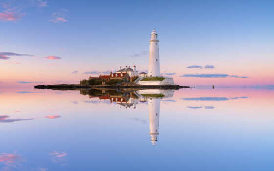 отражение, lighthouse, id, мужчина, англия, сделать