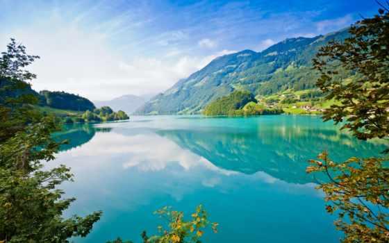 природа, water, небо