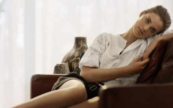 девушка, сидит, кресло Фон № 92751 разрешение 1920x1080