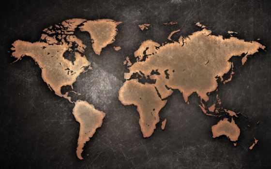 map, grunge, материки, мира, рисунки, etc, страны,