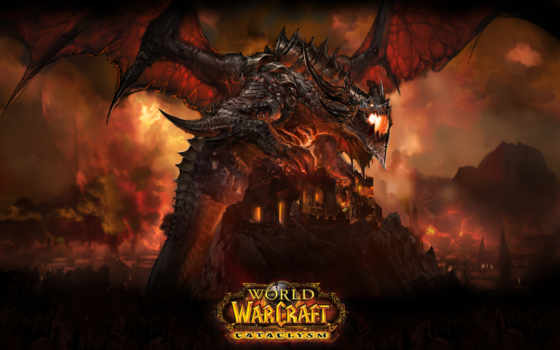 warcraft, world, wow, смертокрыл, why, cataclysm, игры,