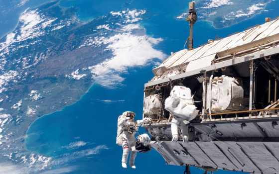 space, astronauts