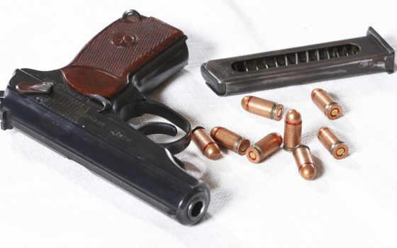 пістолет, макарова, мм