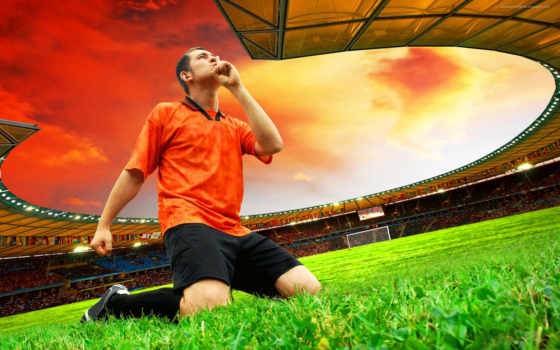 спорт, стадион, футбол