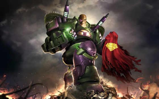 lex, luthor, superman