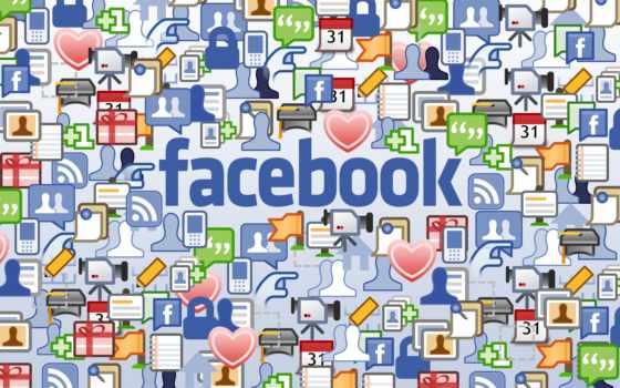 facebook, para, самых
