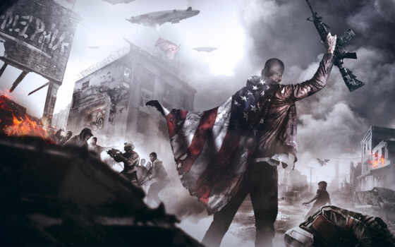 homefront, revolution, games, game, игры, trailer, игромир, gb, год, new,