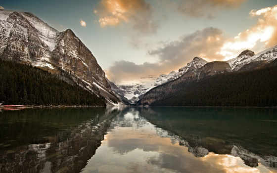 природа, озеро, горное, desktop, full,