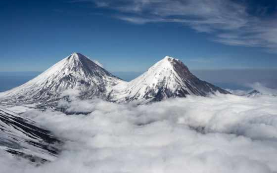 камчатки, вулканы, края, территории, камчатского, расположены, частью, являются, тихоокеанского,