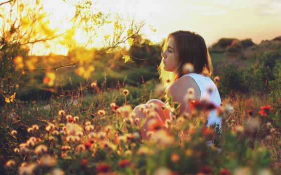 природе, девушка, девушек, summer, devushki, оригинал, sun,