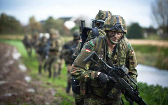 оружие, army, fallschirmjäger