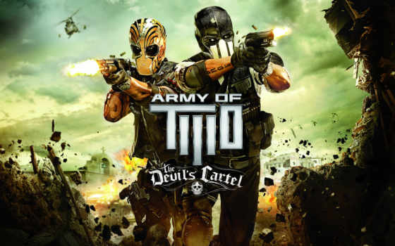 армия, xbox, два, cartel, чертовка,