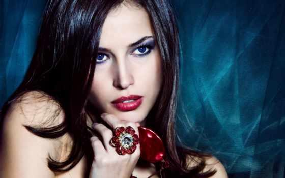 blue, eyes, волосы, браун, украшения, ideas, камни, об, brunette, зодиака, этом,