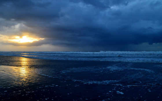 небо, water, море