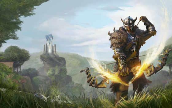игры, shadow, middle, earth, war, орков, monolith, elex, мистическое,