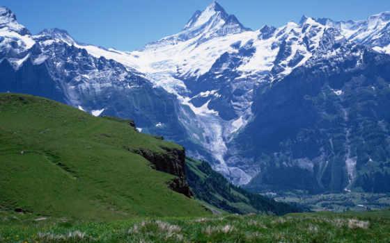 горы, mountain