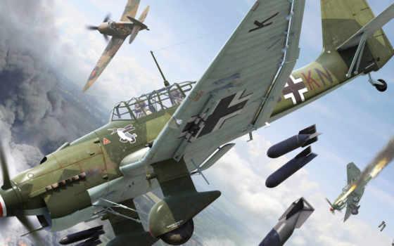 junkers, , sturzkampfflugzeug,